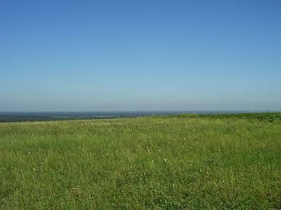 Widok na Górny Śląsk